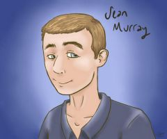 Sean Murray: Request for Mcgeek1220 by SchizoDolph