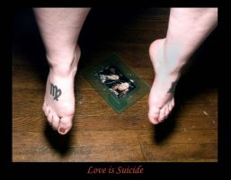 love is suicide by againstalloddss