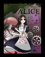 American Mcgee's Alice by L-Ange-Noir