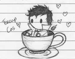 Teacup Cas by TheScreamingCricket