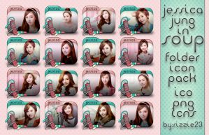 Jessica Jung in Soup Folder Icon Pack by Rizzie23