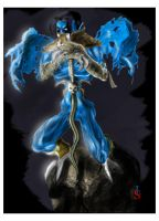 Soul Reaver - Raziel by Dark-thief