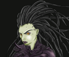 Kerrigan by vegasama