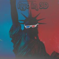 NYC in 3D by Peace4all