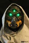 Destiny Hunter The Mask of the Third Man Cosplay by SKSProps