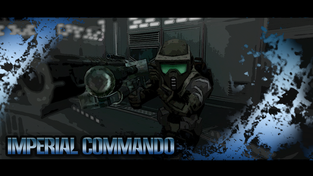 Imperial Commando Mod WIP by 411Remnant
