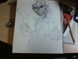 EDDIE FROM KILLERS IRON MAIDEN UNFINISHED by carriefawnsmom