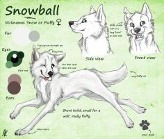 Snowball Reference by SnowBumbee