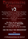 Neverending Struggle V2 ad by EzzyAlpha