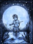 :Com: Blue Moon by Linelana