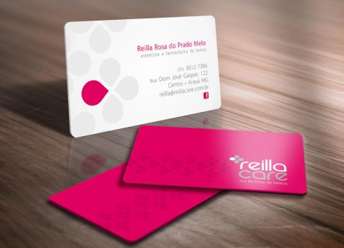 Reilla Care Business Card by tutom