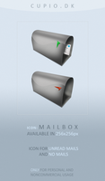 Icon: Mailbox by aMyrup