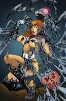 Mary Jane in We Are She Venom by DEADNEMO