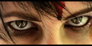 Jason Todd eyes by XMenouX