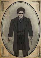 Character concept: Nathaniel Ford by Rygorg