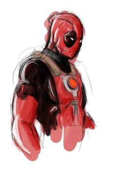 Deadpool by Botan101
