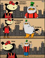 Dolan is Missing by 1gga
