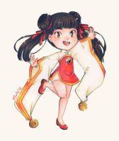 Meiling by HSanti