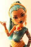MONSTER HIGH Nefera 1 by Gantaloupe