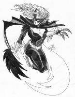 batwoman by lilmikeegee