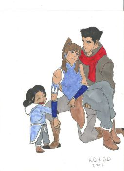 Makorra FTW by WaTeR-BeNdEr-1994