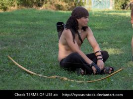 Male Archer 3 by syccas-stock