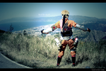 My world - Naruto Ryujinki / Dragon Blade cosplay by TessaCrownster