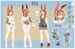 Nea Refrence Sheet by l-Blair-l