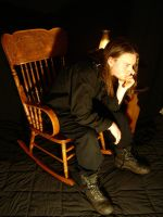Rocking Chair Stock 6 by nobledeath-stock