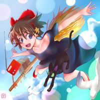 Kiki's Delivery Service by AO-RY