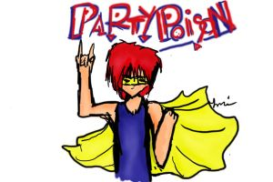 Party Poison by justjuli11