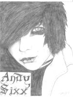 Andy Sixx by R3d-Rav3n