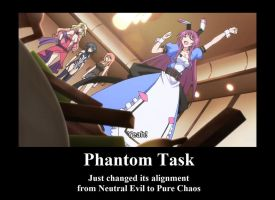 Phantom Task by neogoki