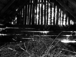 a hayloft by Livath