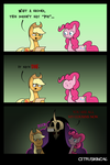 Pinkie Apple Pie: Alternate Ending by CITRUSKING46