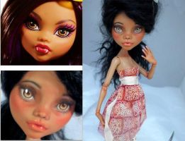 MH Clawdeen #3 ~Susy~ by RogueLively