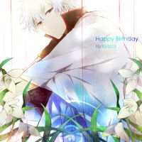 Gintama---2013 Happy birthday by zxs1103