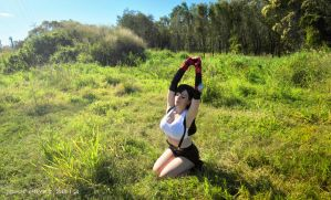 World Map: Tifa Lockhart by MoonFoxUltima
