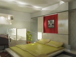 Bed Room_003 by psd0503