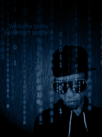 deviant ID: Matrix by EfGraphicDesing