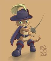 Puss in Boots by aun61