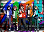 SP: South Park Actors by ThatlooserLulu