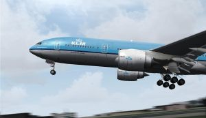 KLM 777 by Boeing787