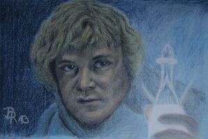 Samwise the Brave by LoonaLucy