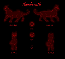 Rainbreath Reference Sheet 2013 by TheDragonInTheCenter