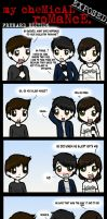 MCR exposed: FRERARD EDITION by mogupom
