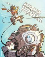 Attack On Titanfall by Josh-Ulrich