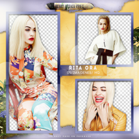Pack png Rita Ora 01 by lightsfadeout