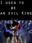 I used to be an evil King by V-D-K