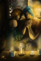 GrimmIchi- Candle Light Christmas by ebjeebies